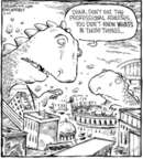 Cartoonist Dave Coverly  Speed Bump 2006-03-20 food additive